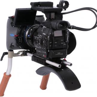 Vocas Handheld kit Underneath for Canon EOS C300