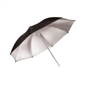 Savage Silver/Black umbrella