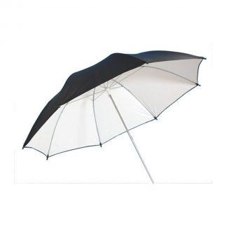 Savage White/Black Umbrella