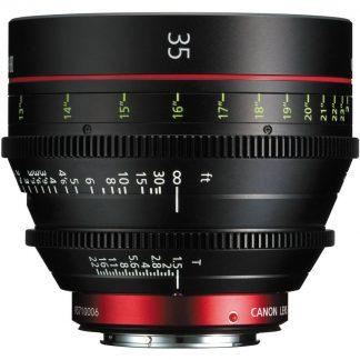 Canon CN-E35mm T1.5 L F