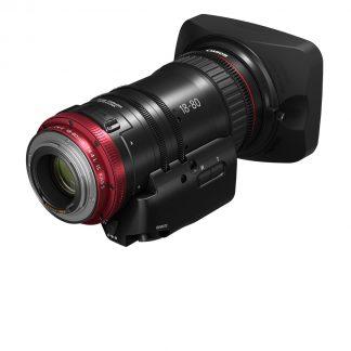 Canon CN-E 18-80mm T4.4 L IS KAS S Canon lens