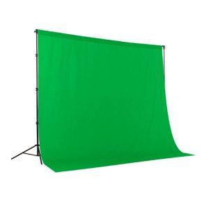 Ύφασμα Chroma Key Πράσινo 3x3m
