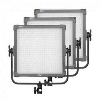 F&V K4000 Plus 3-light kit Daylight Panel Lights