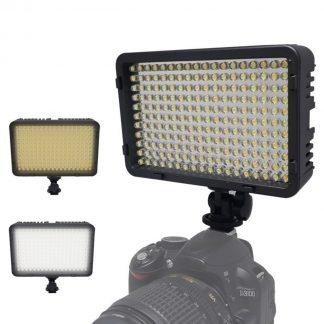 Mcoplus 168A Pro series video LED Light
