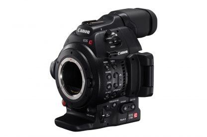 Canon EOS C100 MkII
