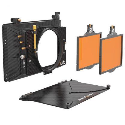 Bright Tangerine Misfit 2-stage Kit (114mm Clamp-on)