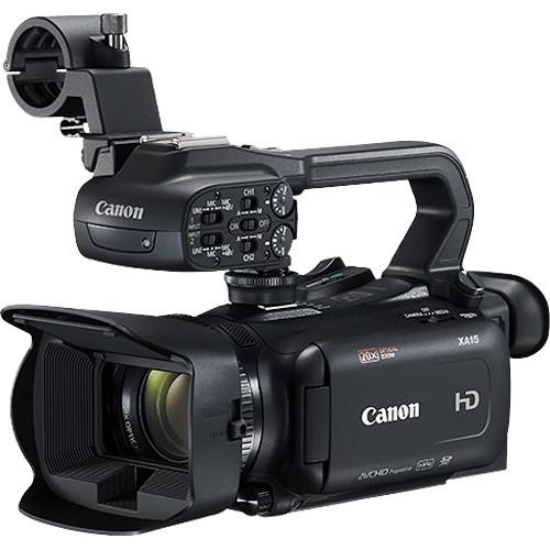 Canon XA11 Power Kit