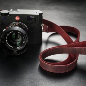 Classic Royal Red strap L RocknRoll