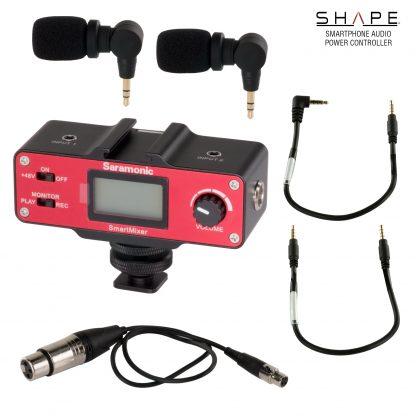 Shape SMARTPHONE AUDIO POWER CONTROLLER