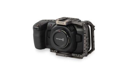 Half Camera Cage for BMPCC 4K