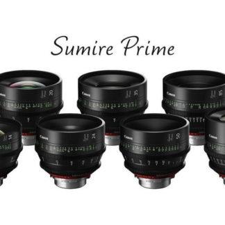Canon Sumire 7 lens bundle