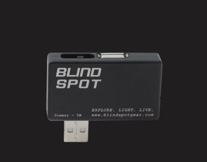 Crak Light Blind Spot Gear Dimmer