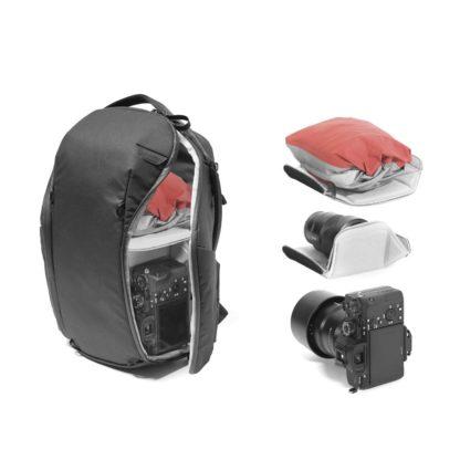 Peak Design Everyday backpack zip v2 15l-open