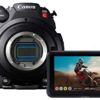 Canon C200 Body + Ninja V