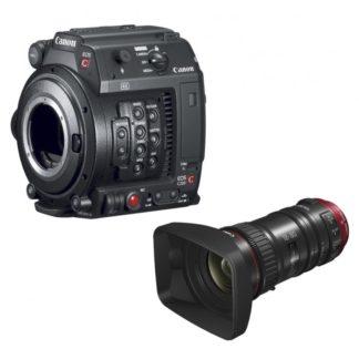 CANON EOS C200 EF W/ 18-80MM