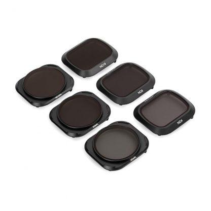 Tiffen 6 Filter ND & ND/Polarizer Kit for DJI Mavic 2 Pro