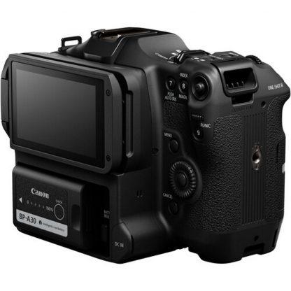 Canon C70 back