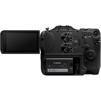 Canon C70 open